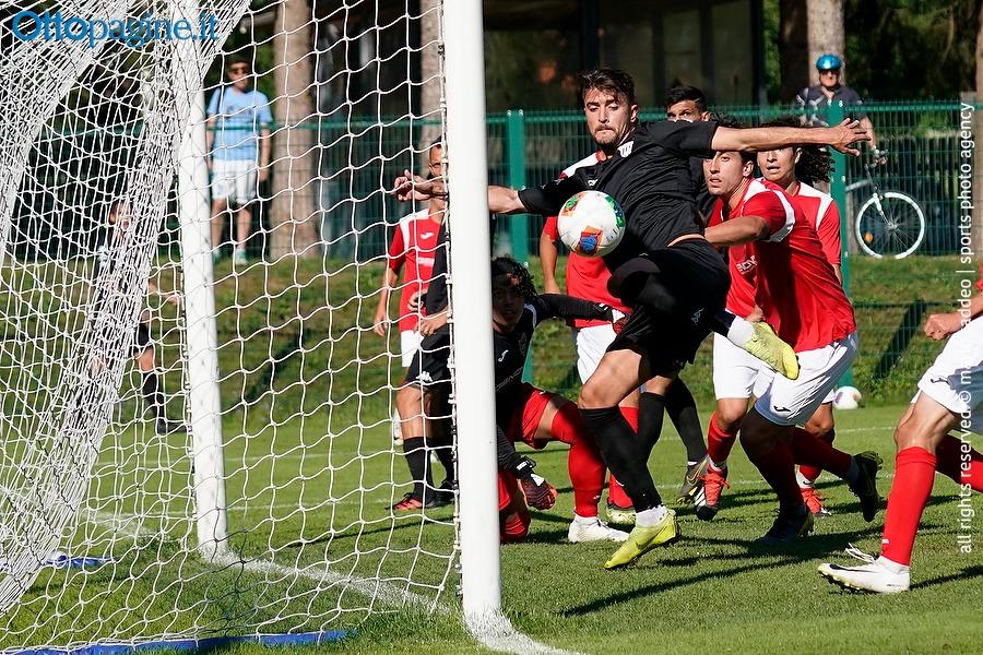 Il Benevento batte 10-0 il Las Vegas. Tripletta di Coda e doppietta di Insigne