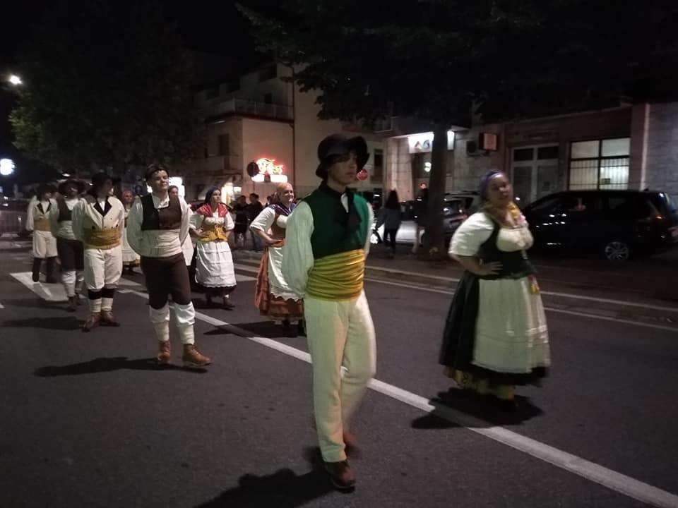Tutto pronto per la kermesse 'Stregati dal Folk' di San Giorgio del Sannio