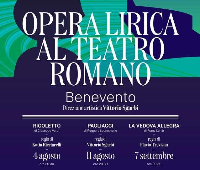 Ritorna la grande lirica al Teatro Romano di Benevento