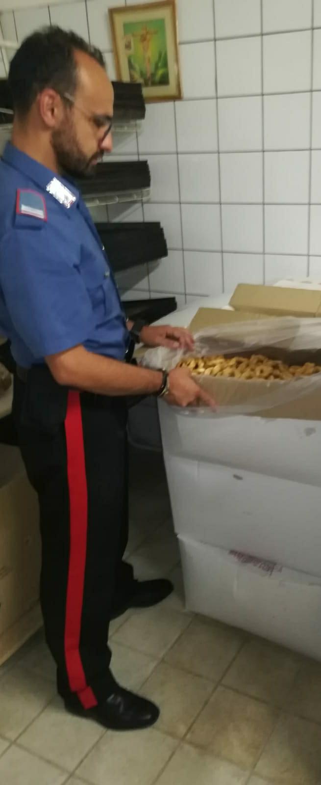 Operazione 'Safe Summer', 150 quintali di prodotti agroalimentari sequestrati nel Sannio