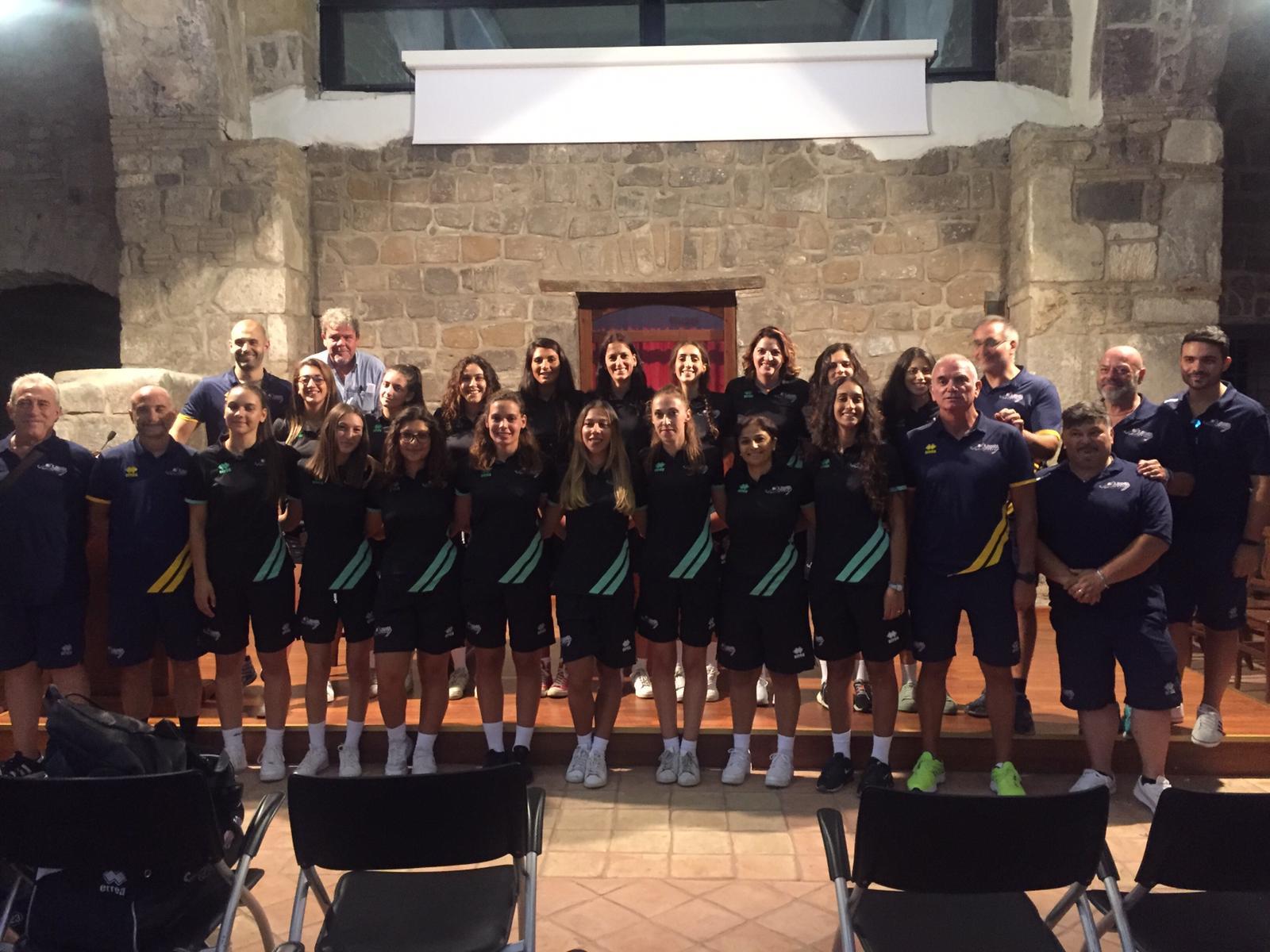 Olimpia Volley San Salvatore Telesino, al via la preparazione atletica per la serie B2