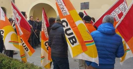 """La denuncia della Cub: """"A Palazzo Mosti già sinripartiscono i fondi per il salario accessorio"""""""