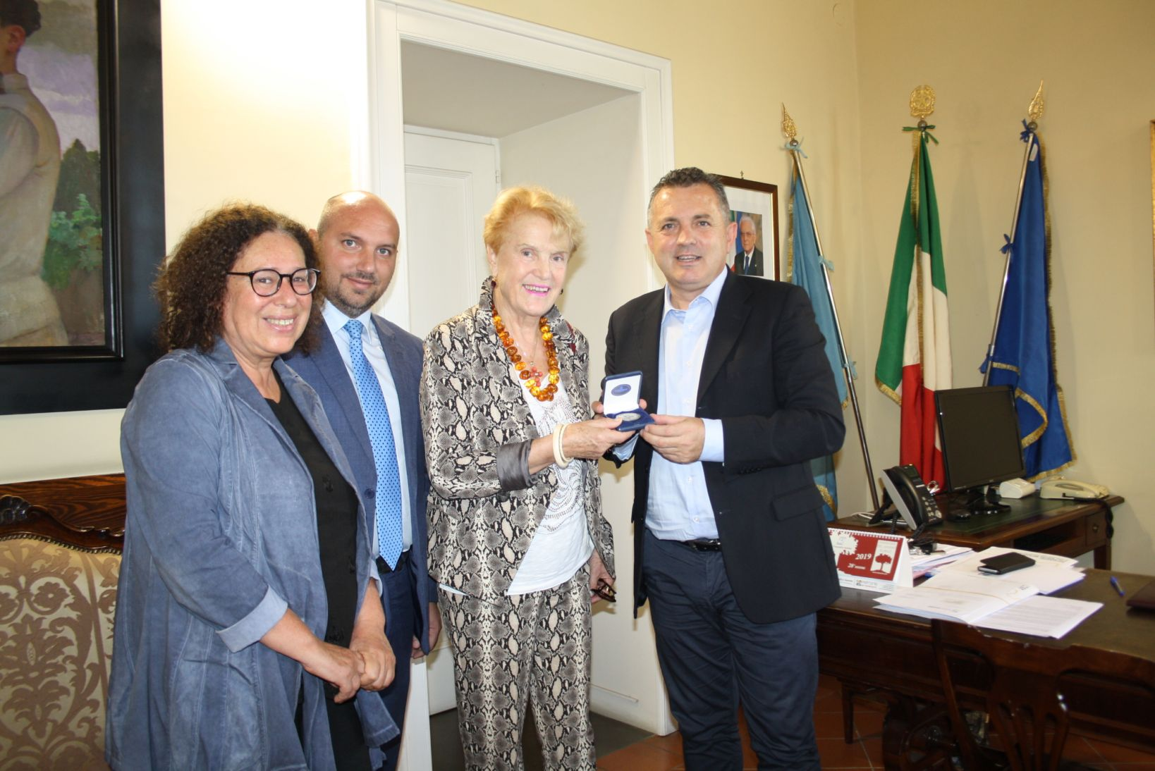 La Provincia omaggia l'insigne intellettuale Vlado Gotovac
