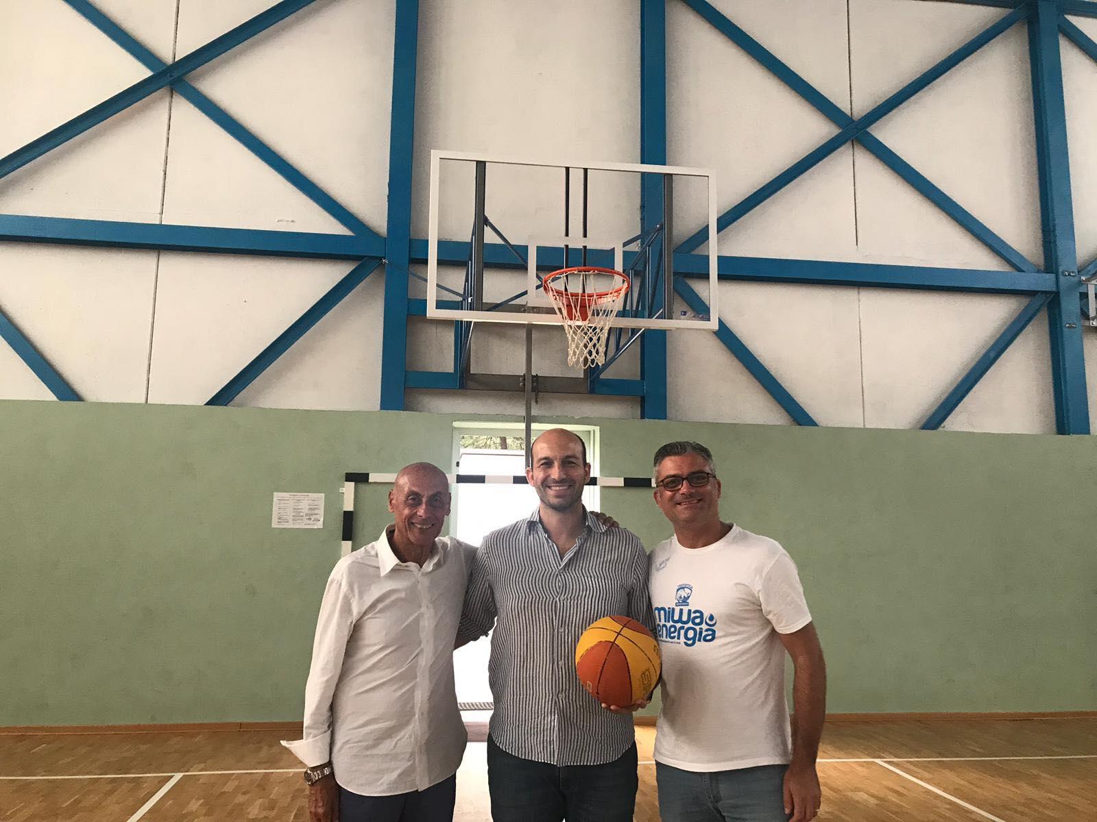 Basket serie C silver – La Miwa Energia domani sera al Parente affronta l'ostico quintetto del Parete