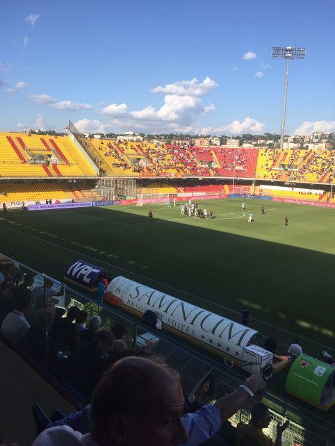 """Il Benevento si fa beffare dalla Virtus Entella e pareggia per la prima volta al Vigorito. Inzaghi: """"Dispiacere perchè abbiamo giocato la migliore gara della stagione"""""""