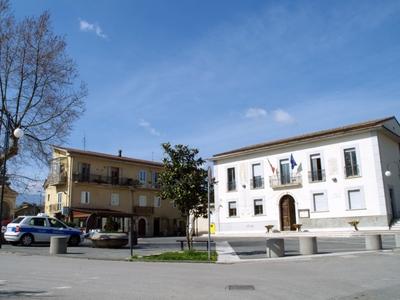 Il plauso del sindaco di San Leucio del Sannio all'eroe Fausto Varricchio