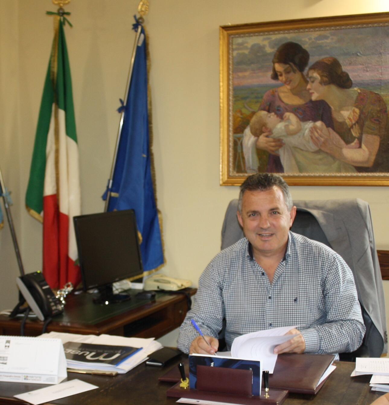 Ok della Provincia all'esecuzione di un'opera pubblica in territorio di Sant'Agata dei Goti