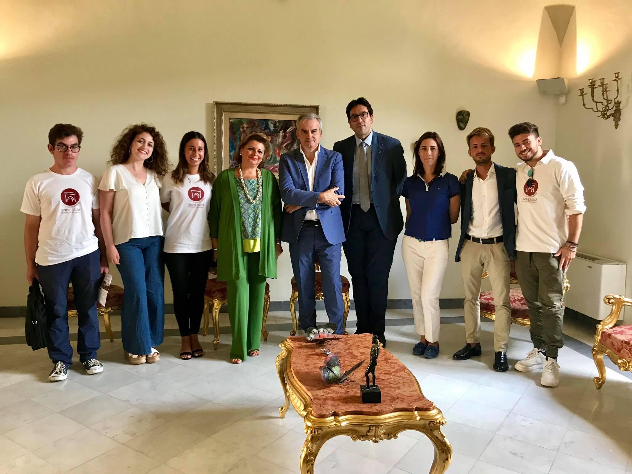 Unifortunato, nasce il premio Traiano che il 27 sarà assegnato ad Andrea Giardina