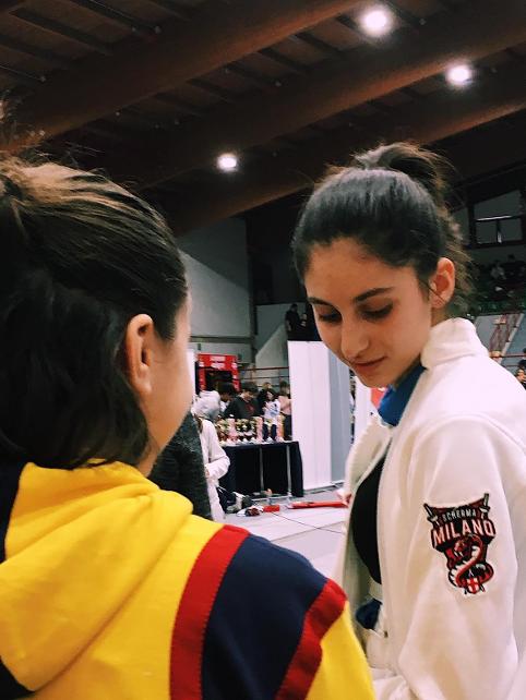 Vive a Milano da 14 anni, ma il Sannio è l'amore di Rosa Alba Losito atleta-studentessa che domani sarà premiata alla Camera dei Deputati