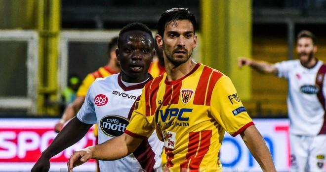 Benevento da oggi in ritiro a Udine. Nella formazione anti-Pordenone Antei ci sarà, qualche chanches anche per Del Pinto