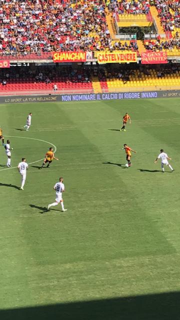 Benevento, oggi riprendono gli allenamenti Sau, Volta e Schiattarella. Accordo di collaborazione con la società di calcio femminile Le Streghe