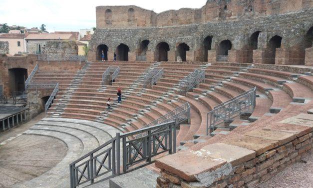 'Aperitivo in Musica' sabato al Teatro Romano di Benevento