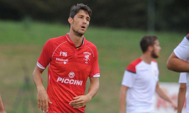 """Qui Perugia – Il ds Goretti: """"Non c'è nessun caso Melchiorri, resta con noi. Tutto chiarito con Oddo"""". Nel Sannio previsti oltre 300 fans biancorossi"""