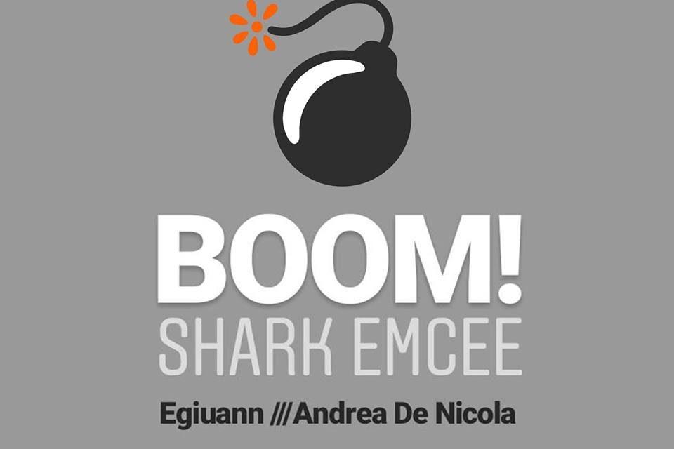 """Boom! Il nuovo singolo del rapper sannita Shark Emcee mette al centro il messaggio: """"Meno chiacchiere e più fatti"""""""