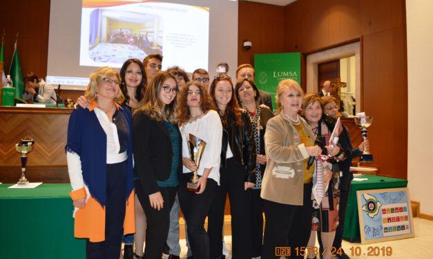 Legalità e integrazione, primo premio nazionale al Liceo Rummo e al Casa Circondariale di Benevento