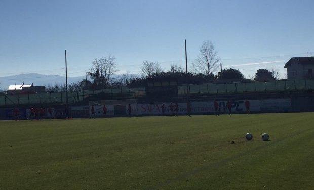 """Giallorossi """"a porte aperte"""" anche contro la primavera. Inzaghi ha continuato a lavorare sul modulo 4-4-2 senza varianti"""
