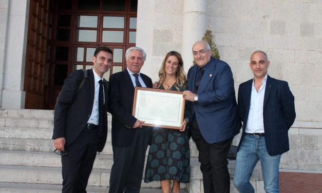 Mortaruolo e Marciani in visita istituzionale a Pietrelcina tra formazione e spiritualità