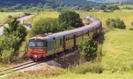 Magiche atmosfere del Natale a bordo del Treno Storico Benevento-Assisi