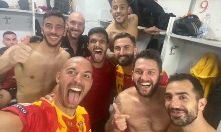 Il Benevento con il passare delle giornate sta legittimando il primato con voglia di vincere, grinta, cattiveria e personalità