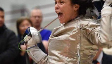 Scherma paralimpica, la sannita Rossana Pasquino medaglia d'oro nella prova di sciabola di Coppa del Mondo