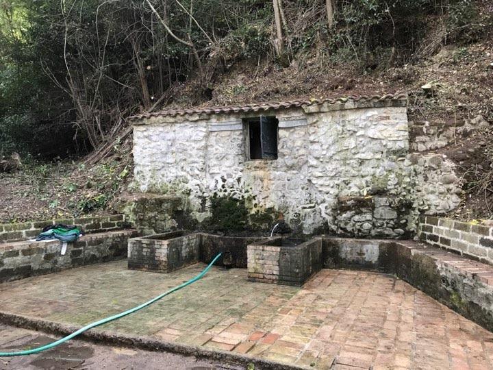 Ceppaloni, recuperata dalla Pro Loco la 'Fontana del Rannolo'. Si punta ad allestire area picnic