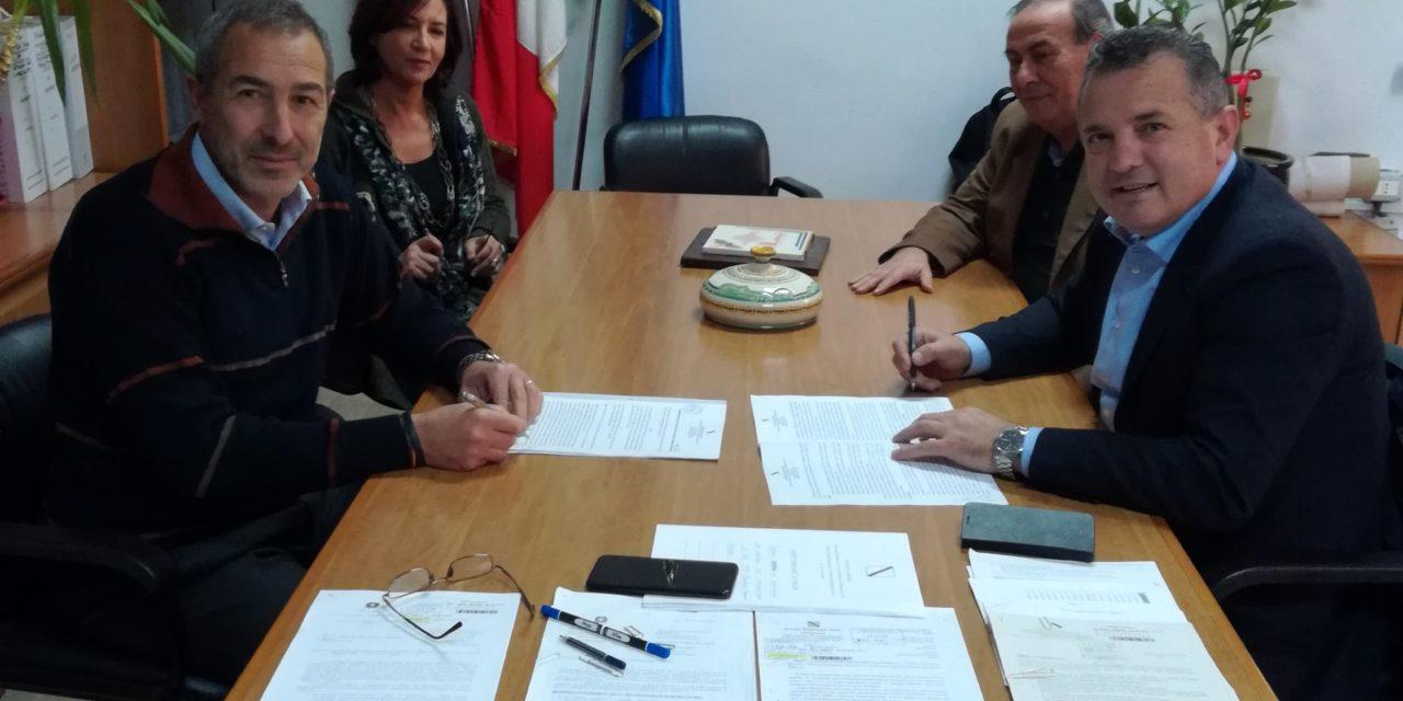 Convenzione per la messa in sicurezza alvei fluviali di Pantano a Benevento