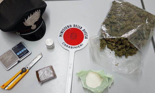 In manette 40enne di Apollosa per spaccio di droga
