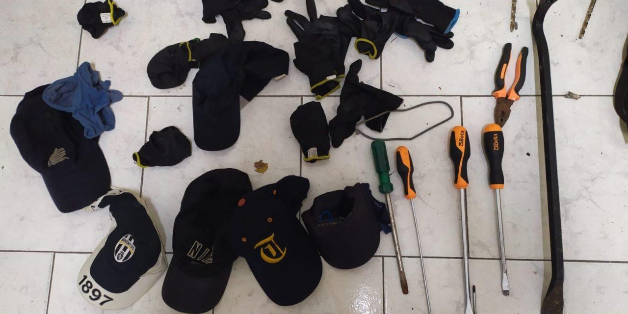 Telese, furto in appartamento sventato dalla Polizia