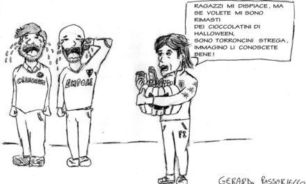 La vignetta giallorossa della settimana è dedicata a Pippo Inzaghi