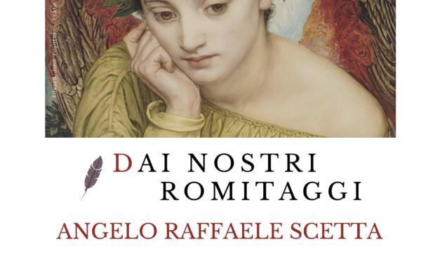 Domani, presso la sede della Fondazione G. Romano di Telese, conversazione con Angelo Raffaele Scetta