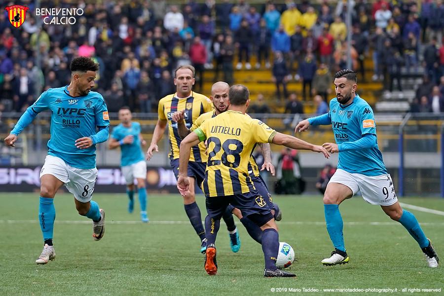 Il Benevento contro il Cittadella per conquistare la prima vittoria del nuovo anno. I nuovi Barba e Moncini in panchina