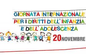 Si celebra anche a Benevento, domani, la Giornata Universale dei Diritti dell'Infanzia e dell'Adolescenza