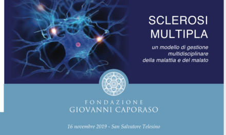 Sclerosi Multipla, sabato corso di formazione promosso dalla Fondazione Caporaso