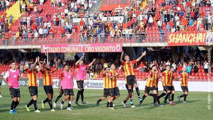 Benevento, un cammino incredibile ed una forza dettata da risultati, esperienza, tecnica e grande fame