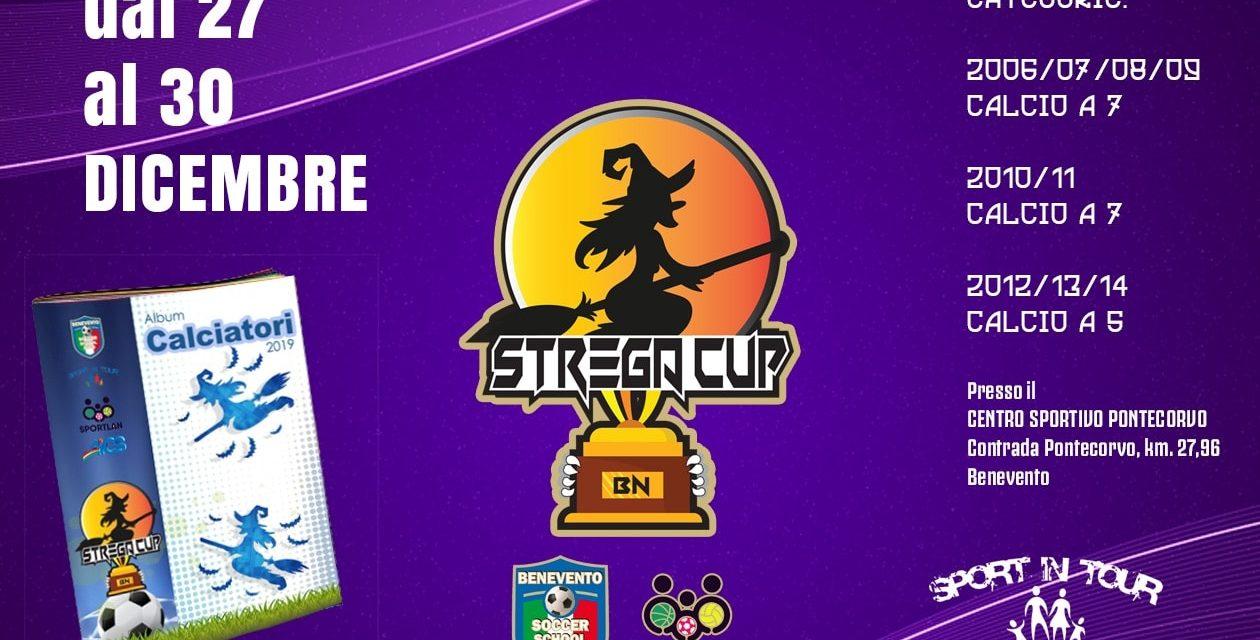 """Grande successo del torneo giovanile di calcio """"Strega Cup"""" organizzato dal Benevento Soccer"""