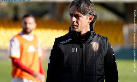 """Inzaghi: """"Il Cosenza non è una squadra in crisi. Sapevamo che nel ritorno avremmo trovato maggiori difficoltà. Coda non si fischia"""""""