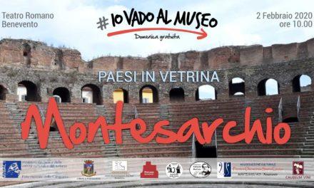 Il 2 febbraio, a Montesarchio e a Benevento, gratis musei ed aree archeologiche