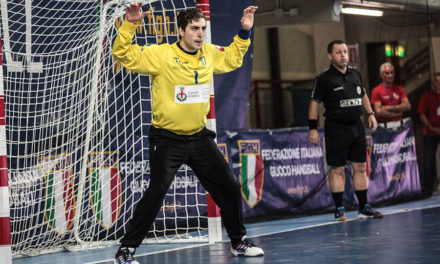 La nazionale azzurra di pallamano pareggia, beffata nel finale dal Kosovo, ma può ancora qualificarsi