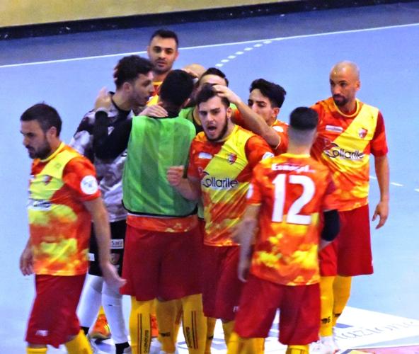 Il Benevento5 stasera al PalaTedeschi cerca la quarta vittoria consecutiva contro il Casagiove
