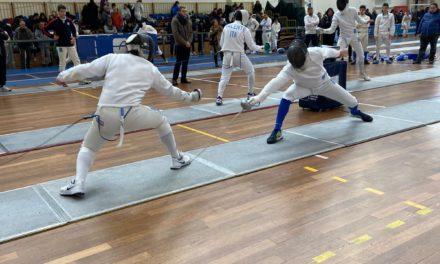 Scherma, importanti successi per l'Accademia Olimpica Beneventana a livello regionale