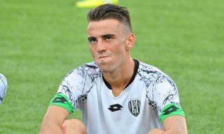 """Moncini: """"Il Tombolato mi porta fortuna, felicissimo per il gol e di giocare con una corazzata"""""""