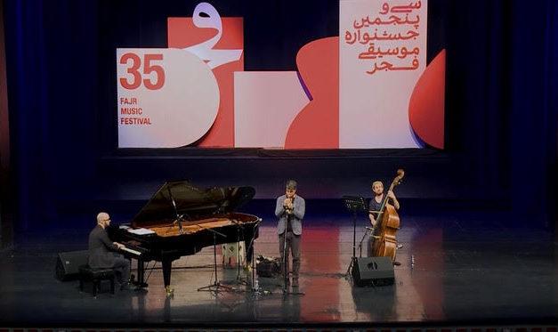 Il trombettista Luca Aquino incanta gli iraniani