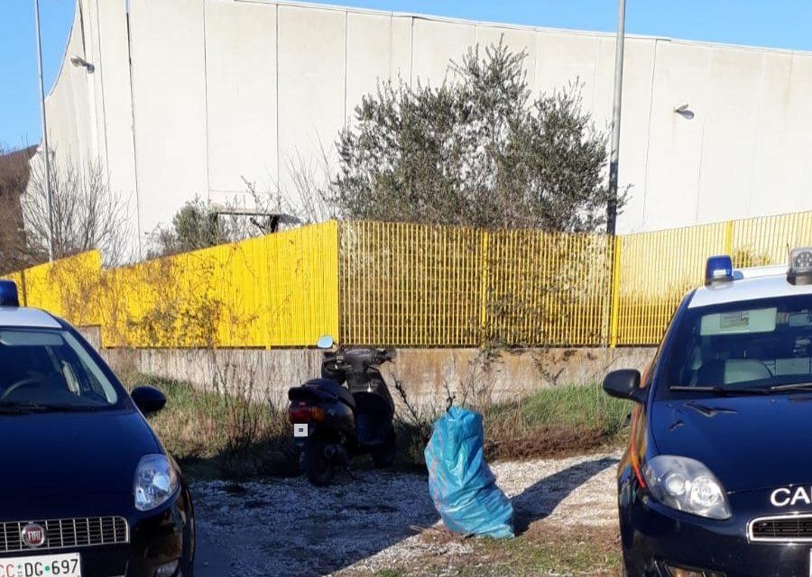 San Salvatore Telesino, rubava rame da un capannone industriale. Colto in flagrante