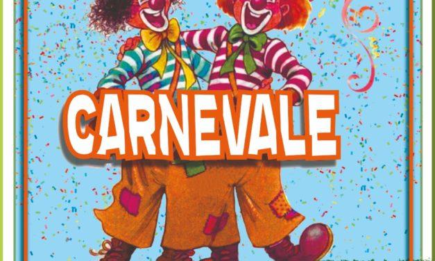 L' Associazione Persone Down e Fondazione Giovanni Caporaso organizzano una colorata festa di carnevale