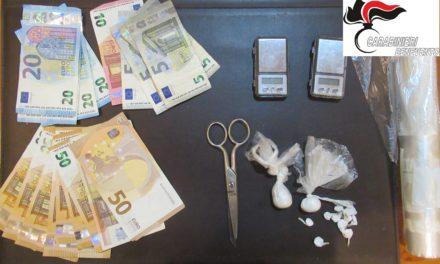 Benevento, pusher in manette per detenzione e spaccio in centro città