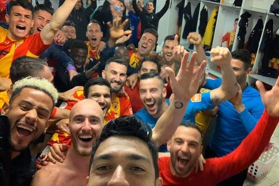 """Il Benevento sperando che si possa tornare in campo, si gode i suoi """"numeri storici"""" e ha messo nel mirino altri record"""