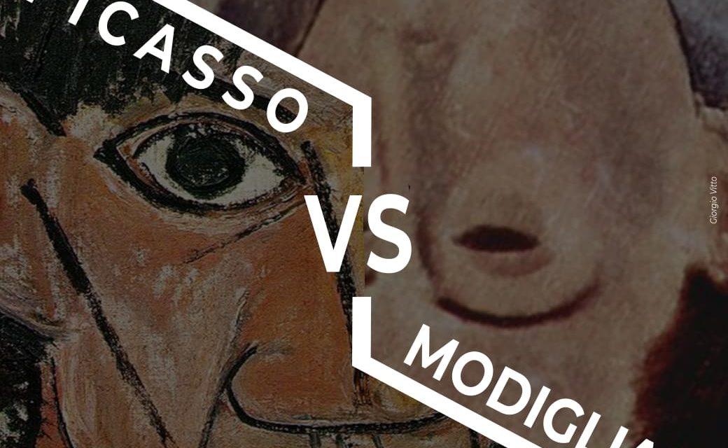 Picasso vs Modigliani; al De Simone di Benevento un omaggio a Modì a cent'anni dalla sua morte