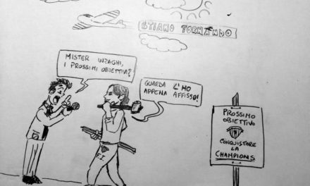 La vignetta giallorossa della settimana