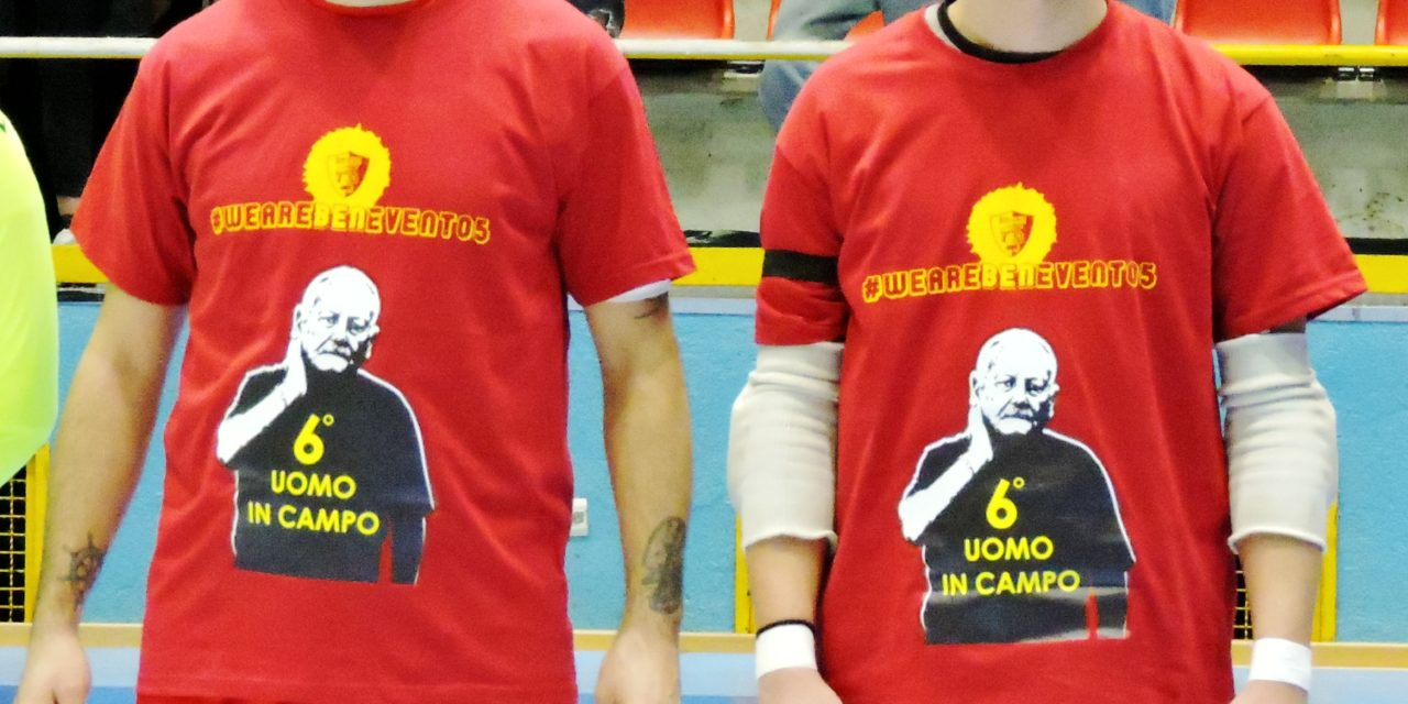 Il Benevento5 continua la rincorsa verso la zona play off