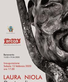 All'Arcos di Benevento personale di Laura Niola
